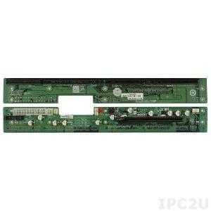 PE-2SD1 Объединительная плата PICMG 1.3 2 слота с 1xPICMG, 1xPCI-Express x16, до 15В