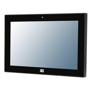 "AFL3-W10A-BT-J1/PC/2G Панельная рабочая станция с 10.1"" TFT LCD c IP64 по передней панели, емкостный сенсорный экран, Intel Celeron J1900 2.0ГГц, 2Гб DDR3L, mSATA, 2xCOM, 4xUSB, 2xGbE LAN, mSATA, камера 2МП, Wi-Fi, Аудио, питание 9-30В DC"