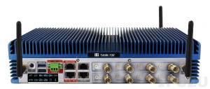 TANK-720-Q67-i5/2G Защищенный компьютер с процессором Intel Core i5, Intel Q67 чипсет, 2Гб DDR3 RAM, VGA/HDMI, 2xCombo (SFP Fiber/RJ-45) LAN, 8xCOM, 2xUSB 3.0, 4xUSB 2.0, SATA 6Gb/s, Audio, -20...+50C