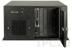 PAC-700GB/A618A 7-ми слотовый корпус половинной длины, 1 x 8 см кулер, Источник питания ACE-618A-RS 180Вт ATX