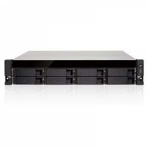 """GRAND-MF-08B-RP 2U cервер с процессором AMD RX-421ND 2.1ГГц, 8 отсеков для накопителей 3.5"""" с передней стороны, резервируемый источник питания 250Вт"""