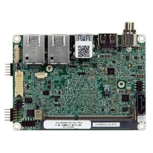 HYPER-AL-N1 Процессорная плата PICO-ITX, процессор Intel Celeron N3350до 2.4ГГц, до 8Гб DDR3L, HDMI, LVDS, 2xLAN,COM, 2xUSB 3.0, 2xUSB 2.0, SATA 6Gb/s, M.2, Audio
