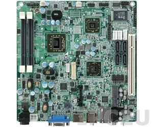 KINO-780EB-210U Процессорная плата Mini-ITX AMD Single core 210U 1.5ГГц, Sempron с VGA/HDMI/LVDS, PCIe GbE, USB2.0, SATAII