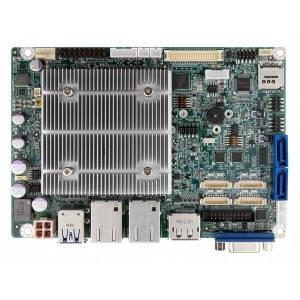 "WAFER-AL-N2 Процессорная плата формата 3.5"" Intel Pentium N4200 2.5ГГц, DDR3L, LVDS/iDP/VGA, 2xGbE, 4xCOM, 4xUSB2.0, 2xUSB 3.0, 2xPCIe Mini"