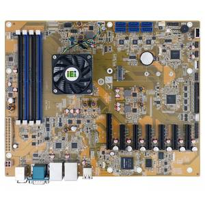 IMBA-BDE-D1518-R10 Процессорная плата ATX, процессоры Intel Xeon D-1518 2.2ГГц, 4x288-пин DDR4-2133МГц, 6xSATA 6Gb/s (RAID 0/1/5/10), 1xM.2, VGA, 5xRS-232, 1xRS-232/422/485, 7xUSB 2.0, 4xUSB 3.0, 2xGbE LAN, 1x10GbE LAN, 6xPCIe x4