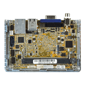 HYPER-BT-J19001 Процессорная плата PICO-ITX, процессор Intel Celeron J1900 2.0ГГц, DDR3L, VGA, iDP, GbE, RS-232, 1xUSB 3.0, 3xUSB 2.0, SATA 3Gb/s, Audio