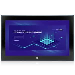 """PPC-FW19C-Q370-i7/PC/25 Панельная рабочая станция с 19"""" 1366x768, емкостный сенсорный экран, Intel Core i7-8700T 2.4ГГц, отсеки 4xHDD, 2xPCIe x4, 2xPCIe x8, источник питания 250Вт"""