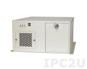 PAC-125GW/A130B 10-и слотовый корпус, Источник питания ACE-A130A-RS 300Вт ATX