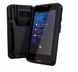"""MODAT-532A-QA53-ET Защищенный КПК с диагональю 5.3"""" TFT LCD, емкостный сенсорный экран, MTK Quad Cortex-A53 1.7ГГц, 1Гб DDR2, 8Гб eMMC, GPRS/EDGE, 802.11 b/g/n WiFi, Bluetooth, 3G, GPS, FM, NFC, Камера 8МП, Android 4.2 ОС"""