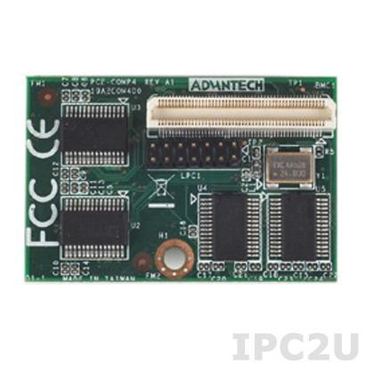 PCA-COM232-00A1E Плата расширения 4xRS-232 для процессорных плат PICMG