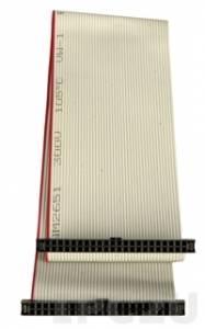 """32221-001000-101-RS Кабель IDE с 44-контактным разъемом для 2.5"""" HDD, 25см, ПВХ, 4В"""