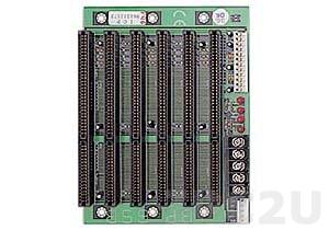 BP-6S-RS Объединительная плата 6xISA слотов, до 12В, RoHS