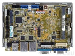 "WAFER-KBN-i1-4151 Процессорная плата формата 3.5"" AMD 28нм Quad-Core GX-415GA 1.5ГГц с DDR3, VGA/LVDS, Dual GbE, Dual PCIe Mini, USB 3.0, SATA 6GB/s, Audio, iRIS-1010, RoHS"