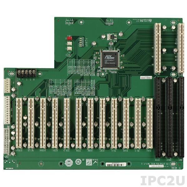 PX-14S3-RS-R50 Объединительная плата PICMG 15 слотов с 2xPICMG/1xISA/12xPCI, RoHS