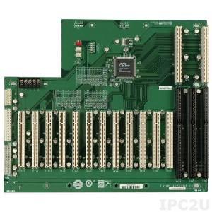 PX-14S3-RS Объединительная плата PICMG 15 слотов с 2xPICMG/1xISA/12xPCI, RoHS