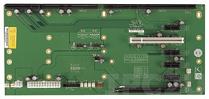 PE-7S2-R40 Объединительная плата PICMG 1.3 7 слотов с 1xPICMG, 1xPCI-Express x16, 4xPCI-Express x1, 1xPCI слотами