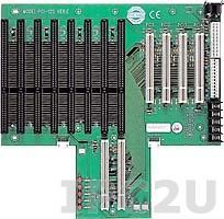 PCI-12S-RS-R40 Объединительная плата PICMG 12 слотов с 2xPICMG/6xISA/4xPCI, RoHS