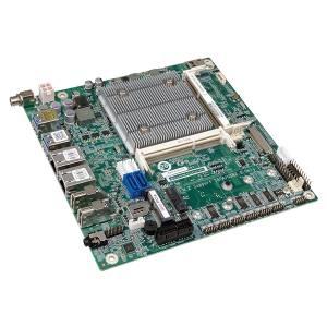 tKINO-AL-N1 Процессорная плата Thin Mini-ITX, процессор Intel Celeron N3350 2.4ГГц, 2x204-pin SO-DIMM DDR3L, 6xCOM, 2xSATA 3, 6xUSB, 1xeDP, 2xDP++, 2xGbE LAN, M.2, 1xPCIe x1, 1xMini PCIe, Аудио