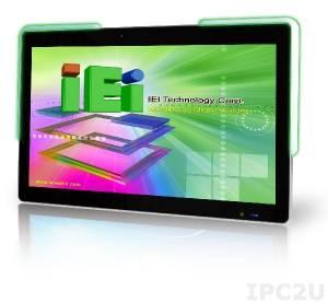 """AFL2-W21A-H61-i5/PC-R11 Панельная рабочая станция с 21.5"""" FHD со светодиодной панелью,проекционно-емкостный сенсорный экран,Core i5 Dual Core CPU 2xxxT (выше 2,7 ГГц), TDP 35W, 4GB DDR3 (2 ГБ х 2), беспроводной модуль 802.11b/g/n, 2М камера, микрофон, R10"""
