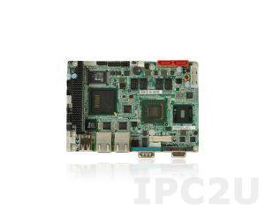 """WAFER-945GSE2-N270-R20 Процессорная плата формата 3.5"""" Intel Atom N270 1.6ГГц, 1Гб DDR2 RAM, VGA/LVDS, Dual GbE, CFII, USB, SATA, PC/104, RoHS"""
