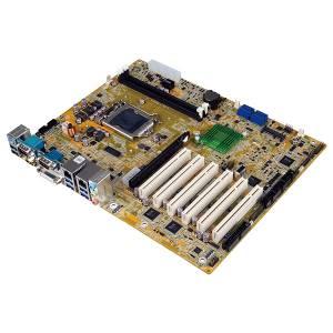 IMBA-H110 Процессорная плата ATX, H110, LGA1151 разъем для Intel Core i7/i5/i3 (Skylake), 2x288-pin DDR4-2133, HDMI/DVI-I, 9xUSB, 6xCOM, 4xSATA III, 2xGbE LAN, LPT, PS/2, Аудио, 1xPCIe x16, 6xPCI, 1xMini PCIe