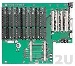 PCI-14S3-RS-R40 Объединительная плата PICMG 14 слотов с 1xPICMG/9xISA/4xPCI, RoHS