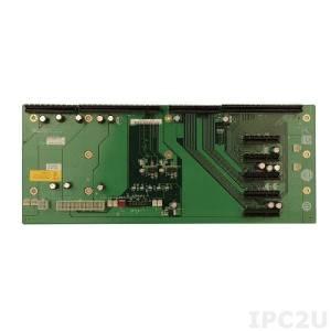 SPE-6S-R10 Объединительная плата PICMG 1.3 6 слотов 1xPICMG, 5xPCI-Express x4
