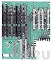 PCI-10S2-RS-R41 Объединительная плата PICMG 10 слотов с 1xPICMG/5xISA/4xPCI, RoHS