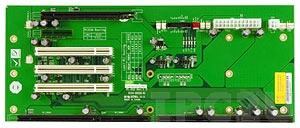 PE-6S2-R40 Объединительная плата PICMG 1.3 6 слотов с 1xPICMG, 1xPCI-Express x16, 1xPCI-Express x4, 3xPCI слотами
