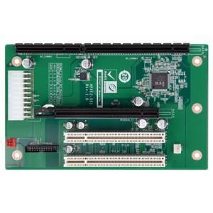 HPXE2-5S1 5-ти столовая объединительная плата PICMG 1.3 с 2xPCI/1xPCIe x16