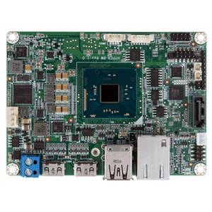 HYPER-BW-N3 Процессорная плата PICO-ITX, процессор Intel Celeron N3160 1.6ГГц, до 8Гб DDR3,L 2x Mini HDMI, PCIe GbE, M.2, USB 3.0, SATA 6Gb/s, COM, Audio