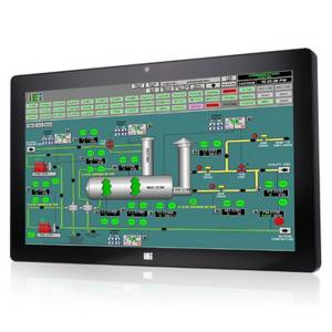 "AFL3-W22C-ULT3-i5/PC/4G Панельная рабочая станция с 21.5"" TFT LCD, емкостный сенсорный экран, Intel Core i5-6300U 2.40ГГц, 1х4Гб DDR4, 2.5"" SATA HDD отсек, M.2, 2xCOM, 4xUSB 3.0, 2xGbE LAN, HDMI, камера 2МП, Wi-Fi, Аудио, питание 9-30В DC"