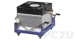 CF-514-RS Алюминиевый радиатор с вентилятором для процессора Pentium 4 Socket-478, RoHS