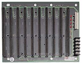 BP-10S-RS-R40 Объединительная плата 10xISA слотов, RoHS
