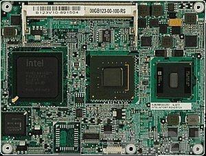 ICE-945GSE-N270W2-R11 Процессорный модуль COM Express Basic Type 2, Intel Atom N270 1.6G, VGA/LVDS, GbE, SATA II, USB, Audio, -40..+85C
