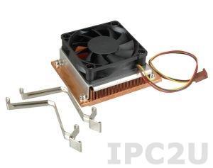 CF-478D-RS-R11 Высокопроизводительный медный кулер для Socket 478 1U CPU, 65W, 4PIN