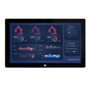 "AFL3-W19C-ULT5-i5/P/PC/4G Панельная рабочая станция с 18.5"" TFT LCD, емкостный сенсорный экран, Intel Core i5-8365UE 1.6ГГц, 1х4Гб DDR4, 2.5"" SATA HDD отсек, HDMI, 2xGbE LAN, 2xCOM, 4xUSB 3.2, M.2, камера 2МП, Wi-Fi, Аудио, питание 12В DC"