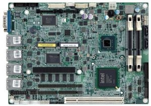 """NOVA-PV-D4251-G2L2 Встраиваемая процессорная плата 5.25"""" Intel Single Core Atom D425 1.8 ГГц, VGA, CRT/2xLVDS, 2xGb LAN, 2xSATA,1xIDE, COM, 8xUSB, CF Socket, Audio, слоты расширения 1xPCI, 2xPCIe Mini, 1xPC/104"""