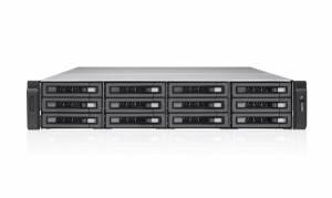 """GRAND-BDE-18B-D1521 2U cервер с процессором Intel Xeon D-1521 2.4ГГц, 12 отсеков для накопителей 3.5"""" с передней стороны, 6 отсеков для накопителей 2.5"""" HDD/SSD с задней стороны, резервируемый источник питания 450Вт"""