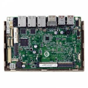 "WAFER-ULT5-i7 Процессорная плата формата 3.5"" Intel Core i7-8665UE до 4.4ГГц, DDR4, 2xHDMI/LVDS, 3xGbE, 2xCOM, 2xUSB2.0, 4xUSB 3.2, PCIe Mini, M.2 2230 A Key, Audio"