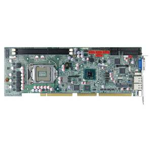 WSB-H610 Процессорная плата PICMG 1.0, процессоры Intel Core i7/i5/i3/Pentium/Celeron LGA1155, чипсет Intel H61, DDR3 1333/1066МГц, 1xVGA, 2xRS-232, 1xRS-422/485, 1xLPT, 1xFDD, 1xPS/2, 7xUSB 2.0, 2xLAN, 4xSATA, 1xPCIe Mini, Audio