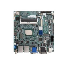 KINO-DAL-N1 Процессорная плата Mini-ITX SBC, Intel Celeron N3350 2.3GHz, SoC, HDMI/LVDS/VGA, 2x GbE LAN, USB 3.0, PCIe Mini, M.2, SATA 6Gb/s, COM, Audio