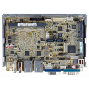 "WAFER-BT-N29301 Процессорная плата формата 3.5"" Intel Quad-Core Celeron N2930 1.86ГГц, VGA/LVDS/iDP, 2xGbE, 6xCOM, 5xUSB2.0, 1xUSB 3.0, DIO, SATA 3Гбит/с, mSATA , Аудио, PCIe Mini, RoHS"