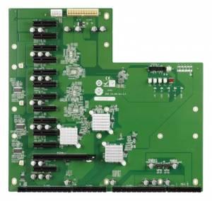 SPXE-14S Объединительная плата PICMG 1.3 14 слотов с 1xPICMG, 1xPCI-Express x16 (x8 signal), 12xPCI-Express x1 слотами