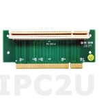 PCIR-01H Объединительная Riser плата 1xPCI для PPC-51xxA серий и WIDS-51xA серий, до 15В