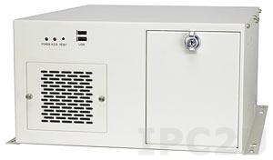 """PAC-125G/ACE-925AP Монтируемый на стенсу полноразмерный корпус для 10 слотовой объединительной платы, отсеки 2x5.25""""/2x3.5"""", источник питания ACE-925AP-RS"""