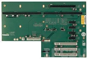 PE-9S-R40 Объединительная плата PICMG 1.3 9 слотов с 1xPICMG, 1xPCI-Express x16, 4xPCI-Express x1, 3xPCI слотами