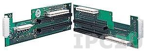 PCI-6SD-RS-R40 2U двухсторонняя объединительная плата 1xPICMG, 3xISA, 2xPCI слотов, ATX, RoHS
