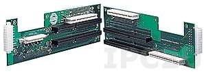 PCI-6SD-RS 2U двухсторонняя объединительная плата 1xPICMG, 3xISA, 2xPCI слотов, ATX, RoHS
