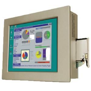 "PPC-5150AD-H61-P/R-R20 Панельная рабочая станция с 15"" 400cd/m2 TFT-LCD LED, резистивный сенсорный экран, Intel Pentium Dual Core 2.2ГГц, Intel HM61, 4GB DDR3 SO-DIMM, 1xVGA, 5xCOM, 2xRJ-45, 4xUSB 2.0, 2xUSB 3.0, 1x2.5"" SATA HDD, 1xCF, LAN, Audio, питание 24В DC 200Вт"